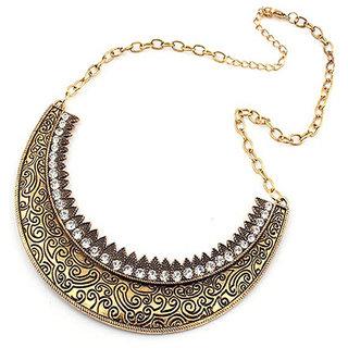 Shining Diva Fashion Tribal Look Zirconia Statement-CFJ1465np