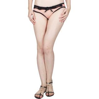 Vloria Soft Net Women Designer Net Frill Panty
