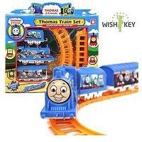 Multi Character battery operated Train Rail Set
