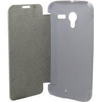 Snooky White Flip Cover Case Back For Motorola Moto X Td9436