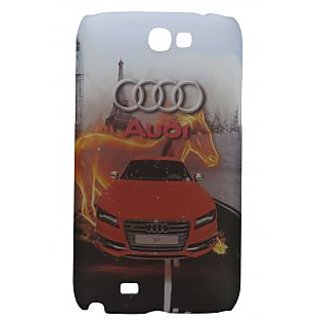 Snooky Horse Designer Hard Back Cover For Samsung Galaxy Note 2 N7100 Td9423 available at ShopClues for Rs.233