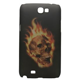 Snooky Burning  Hard Back Cover For Samsung Galaxy Note 2 N7100 Td9426 available at ShopClues for Rs.233