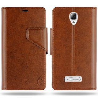 Cool Mango Business Flip Cover for Lenovo A2010