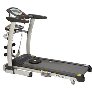 WELCARE Low Impact Multi Purpose Treadmill WC6100M available at ShopClues for Rs.59000