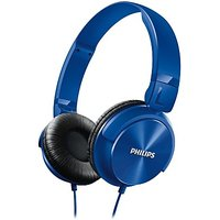 Philips SHL3060 Dynamic Wired Headphones with 6 months Philips Warranty
