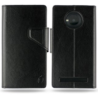 Cool Mango Business Flip Cover for Micromax Yu Yuphoria