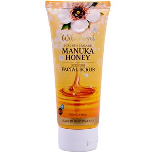 MANUKA HONEY FACIAL SCRUB 100 ML
