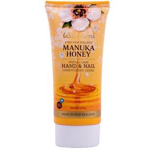 MANUKA HONEY HAND  NAIL CREAM  85 ML