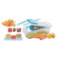 Amiraj New Unbreakable Fruit & Vegetable Chopper