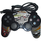 Amigo Dual Shock Pc Usb Game Pad Formula 1 Version  (sait 0004)