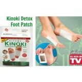 Toxins Removing Foot Patches Pack Of 10 Patches