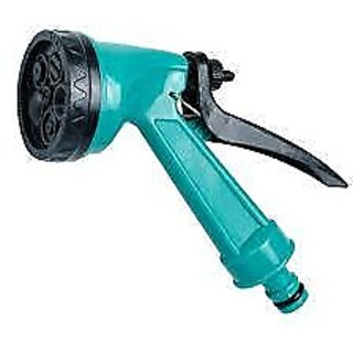 Spray Gun For water TUBE garden HOSE Car wash BIKE WASH PET WASH cleaning available at ShopClues for Rs.145
