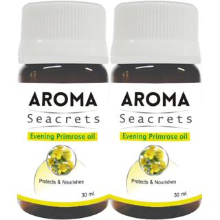 Biotrex Aroma Seacrets Evening Primrose Oil 30ml - Pack of 2