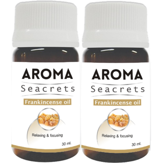 Biotrex Aroma Seacrets Frankincense Oil 30ml - Pack of 2