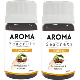 Biotrex Aroma Seacrets Jojoba Oil 30ml - Pack of 2