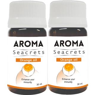 Biotrex Aroma Seacrets Orange Oil 30ml - Pack of 2
