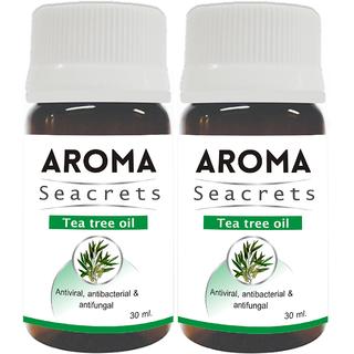 Biotrex Aroma Seacrets Tea tree Oil 30ml - Pack of 2