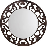 Height Of Designs Floral Mirror