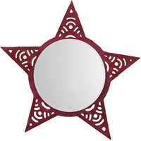 Height Of Designs Star Mirror