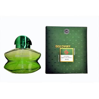 DSP Exotic Discovery Green Perfume 100ML