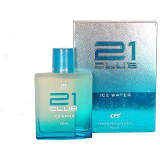 CFS Exotic 21 Club ICE Water Perfume 100ML