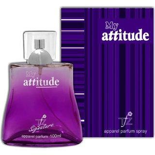 TFZ Signature Exotic My Attitude Perfume 100ML