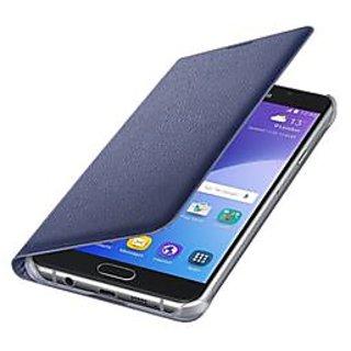 Samsung Galaxy A7 Original Black Flip Cover