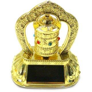 Astro Guide Solar Prayer Wheel / Om Mani