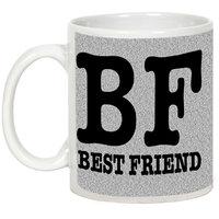 Friendship Day Gifts - AllUPrints Best Friends White Ceramic Coffee Mug - 11oz