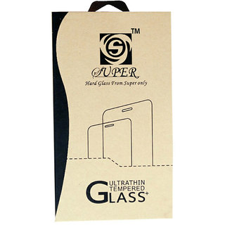 Super Tempered Glass For Micromax Canvas Fire 4G Q411