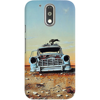 Dreambolic A Automobile Bird Graphic Back Covers
