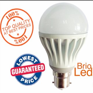 Combo Of Brio Led Bulb 3W (Pack Of 7)