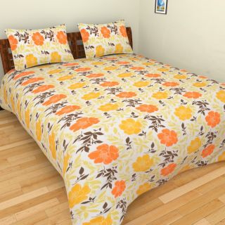 Designer Printed Cotton Bed Sheet