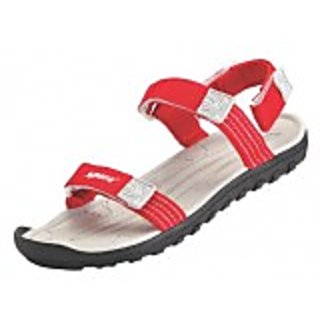 sparx sandals ss414 for men in red colour