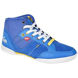 Lee Cooper Mens LC3516N Blue Casual Shoes Size-40