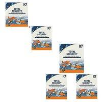 k7 total security 10user 1 Year (2  Instalation cd+ 10 Serial Keys) (2- 5user box)