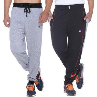 Vimal Cotton Blended Trackpants For Men(Pack Of 2)