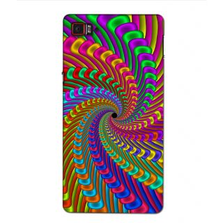 Instyler Premium Digital Printed 3D Back Cover For Lenovo Vibe Z2 Pro K920