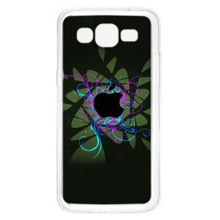 Instyler Digital Printed Back Cover For Samsung Galaxy A3