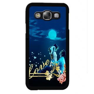 Instyler Digital Printed Back Cover For Samsung Galaxy A7 (2015) A700F