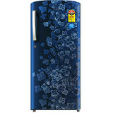 Samsung 192Ltr RR1915RCAVL/TL Single Door Refrigerator Blue