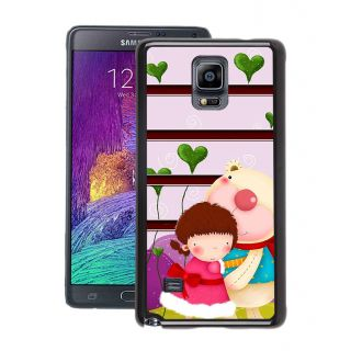 Instyler Digital Printed Back Cover For Samsung Galaxy Note 4