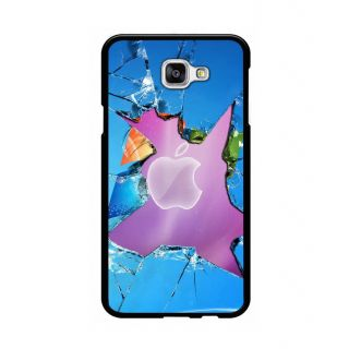 Instyler Digital Printed Back Cover For Samsung Galaxy A7(2016)