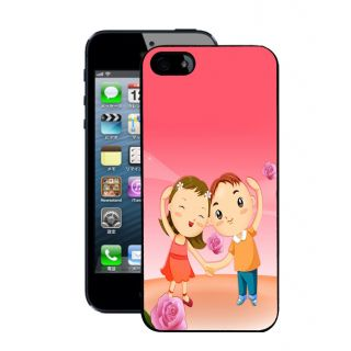 Instyler Digital Printed Back Cover For Apple I Phone 5
