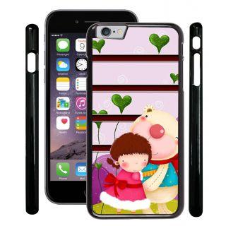 Instyler Digital Printed Back Cover For Apple I Phone 6Plus