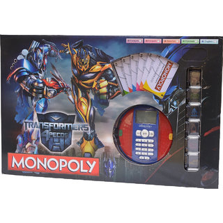 Blue Lotus Momopoly Game Board Game