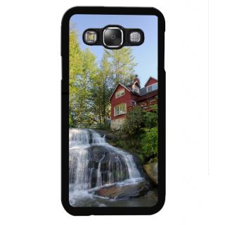 Instyler Digital Printed Back Cover For Samsung Galaxy E7