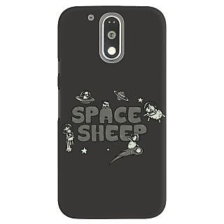 Dreambolic Space Sheep Graphic Back Covers