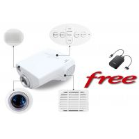 Teledealz Imported  Hd Led Projector For Home Entertainment And Educational Purpose