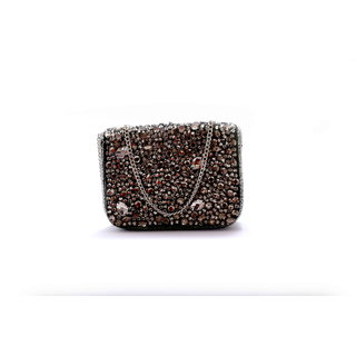 Diwaah!! Hand crafted embroidered clutch